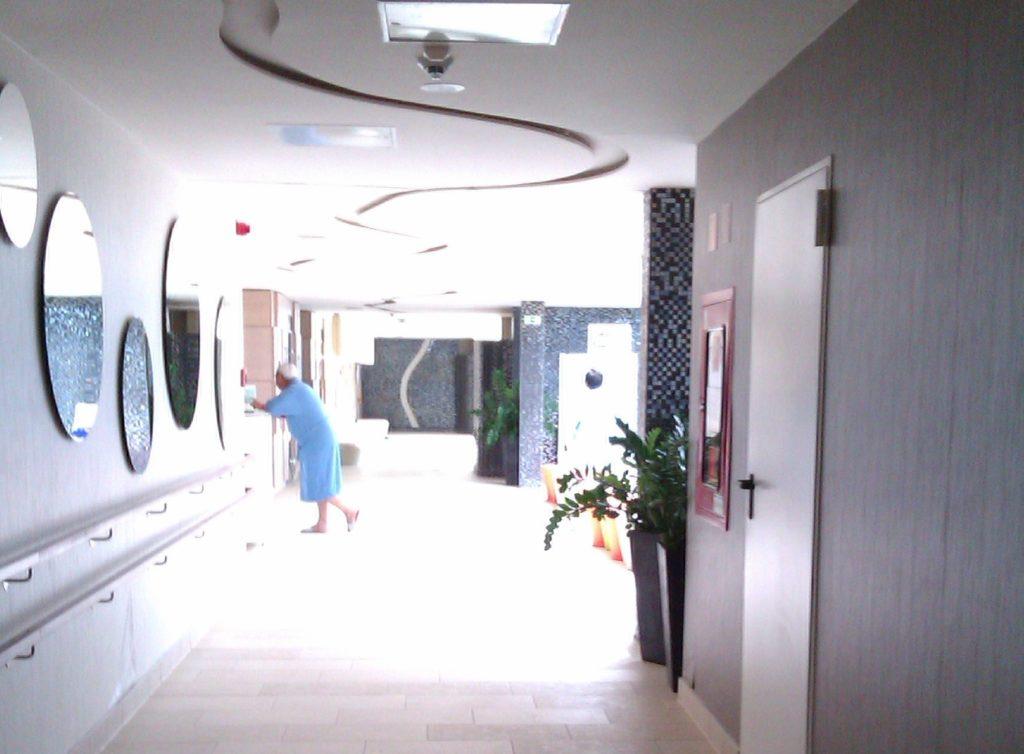Wellness v Kúpeľoch Bükfürdő - saunový svet