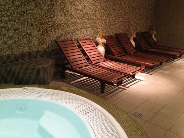 Wellness v Hoteli Minerál - Dudince