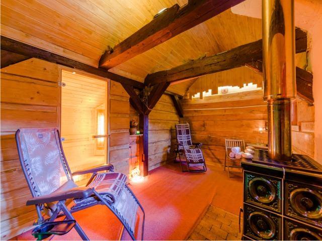 Chata Zinka v Nízkych Tatrách s súkromné wellness