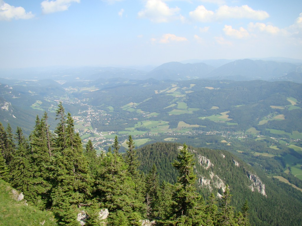 Klimatické kúpele v Alpách