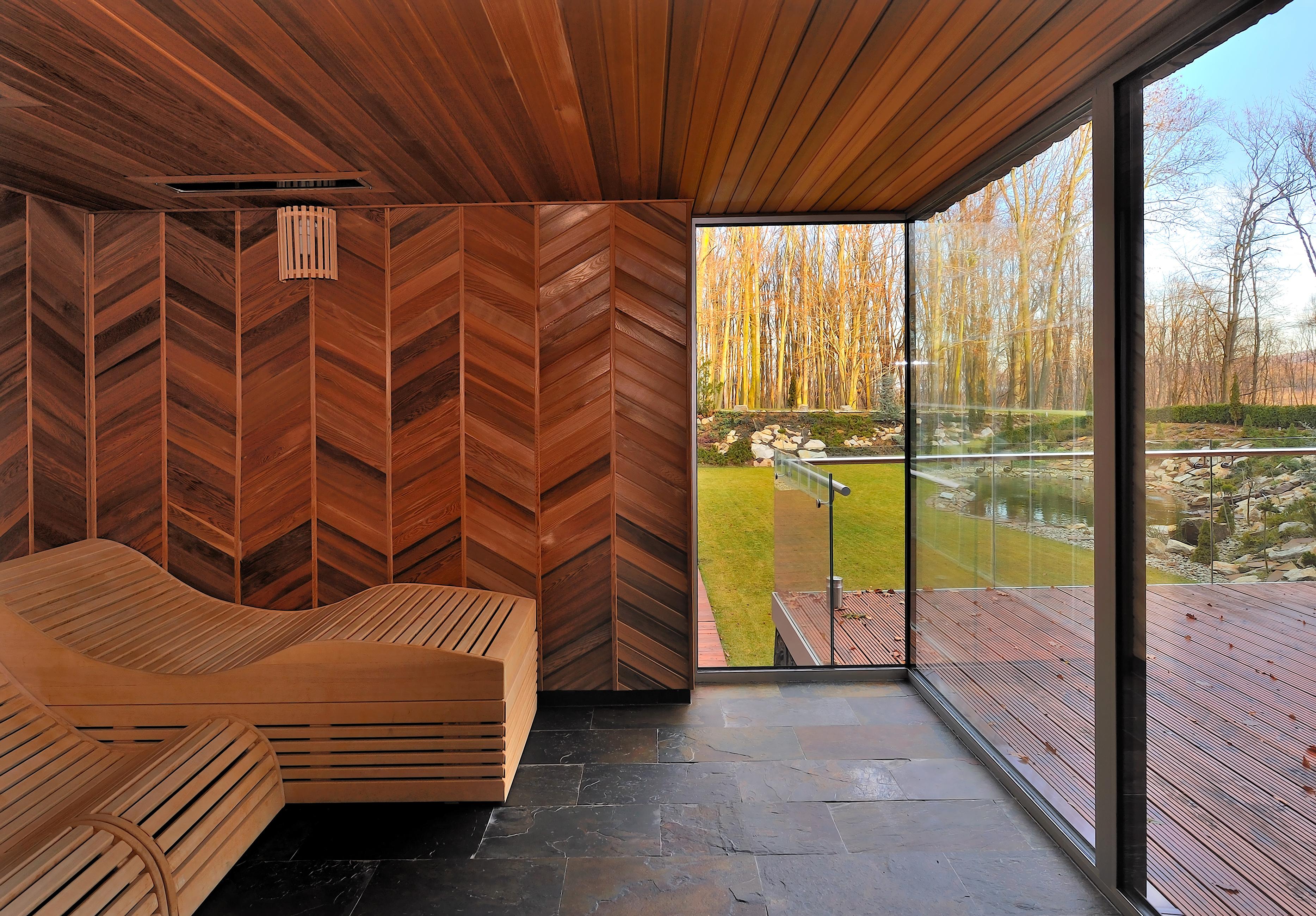Hotel Zochova Chata - wellness - infra sauna