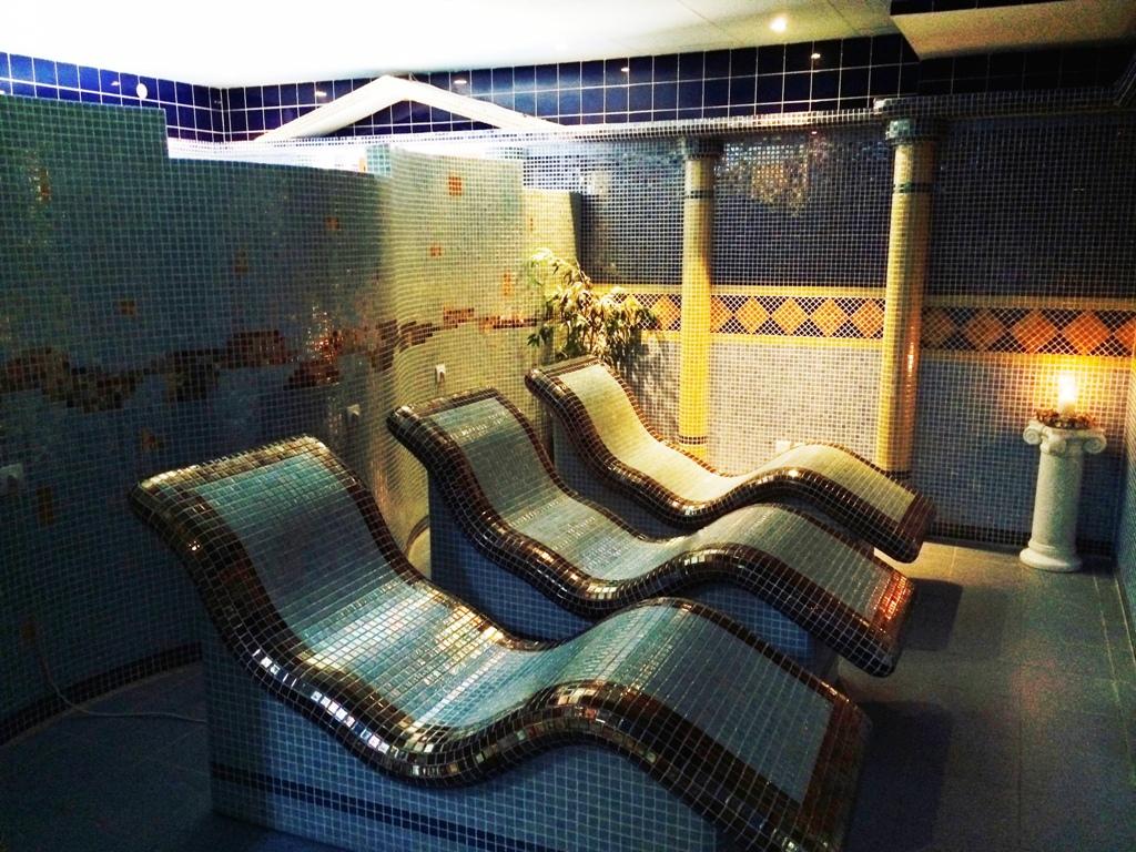 Kaskády hotel & spa rezort - tepidárium