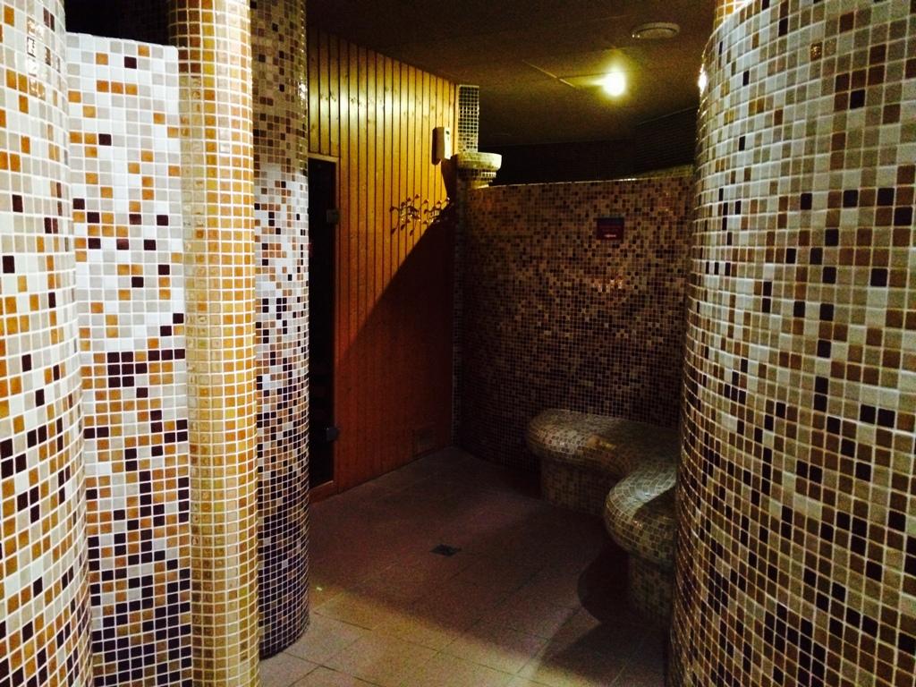 Kaskády hotel & spa rezort - fínska sauna