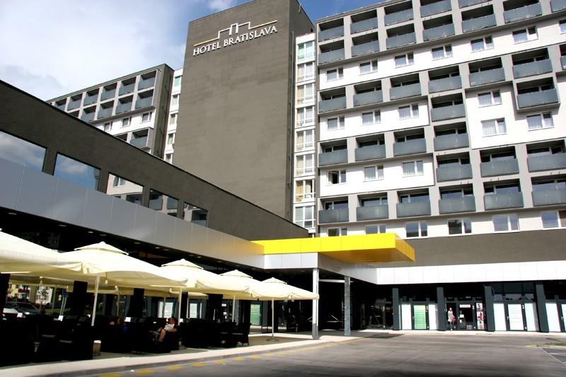 Health Spa v Hoteli Bratislava