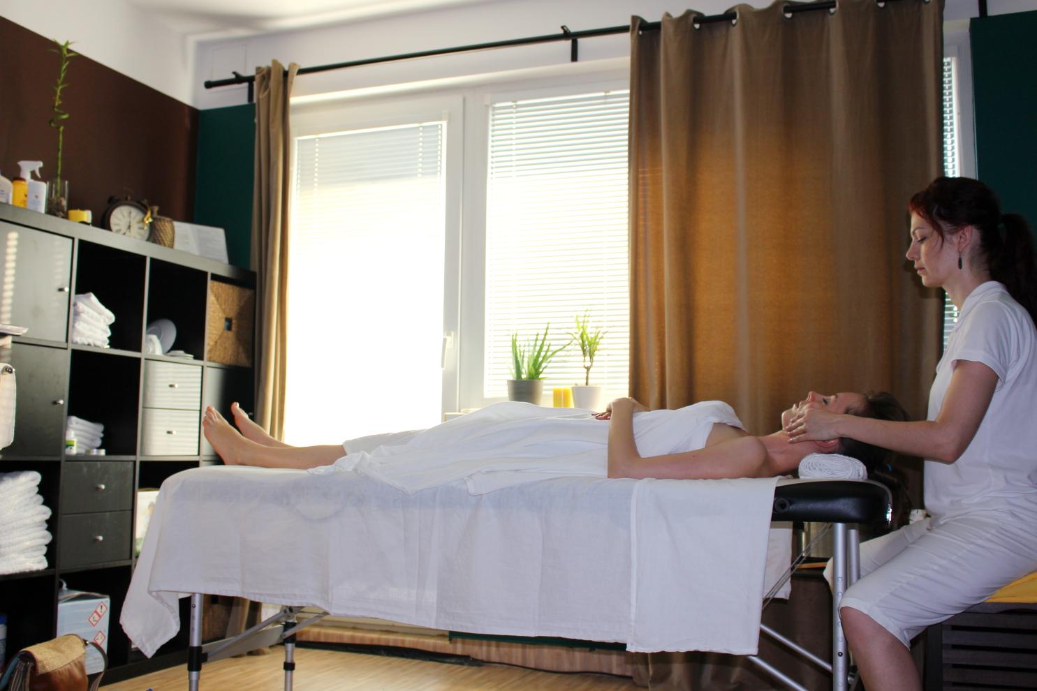 Health Spa - masáž