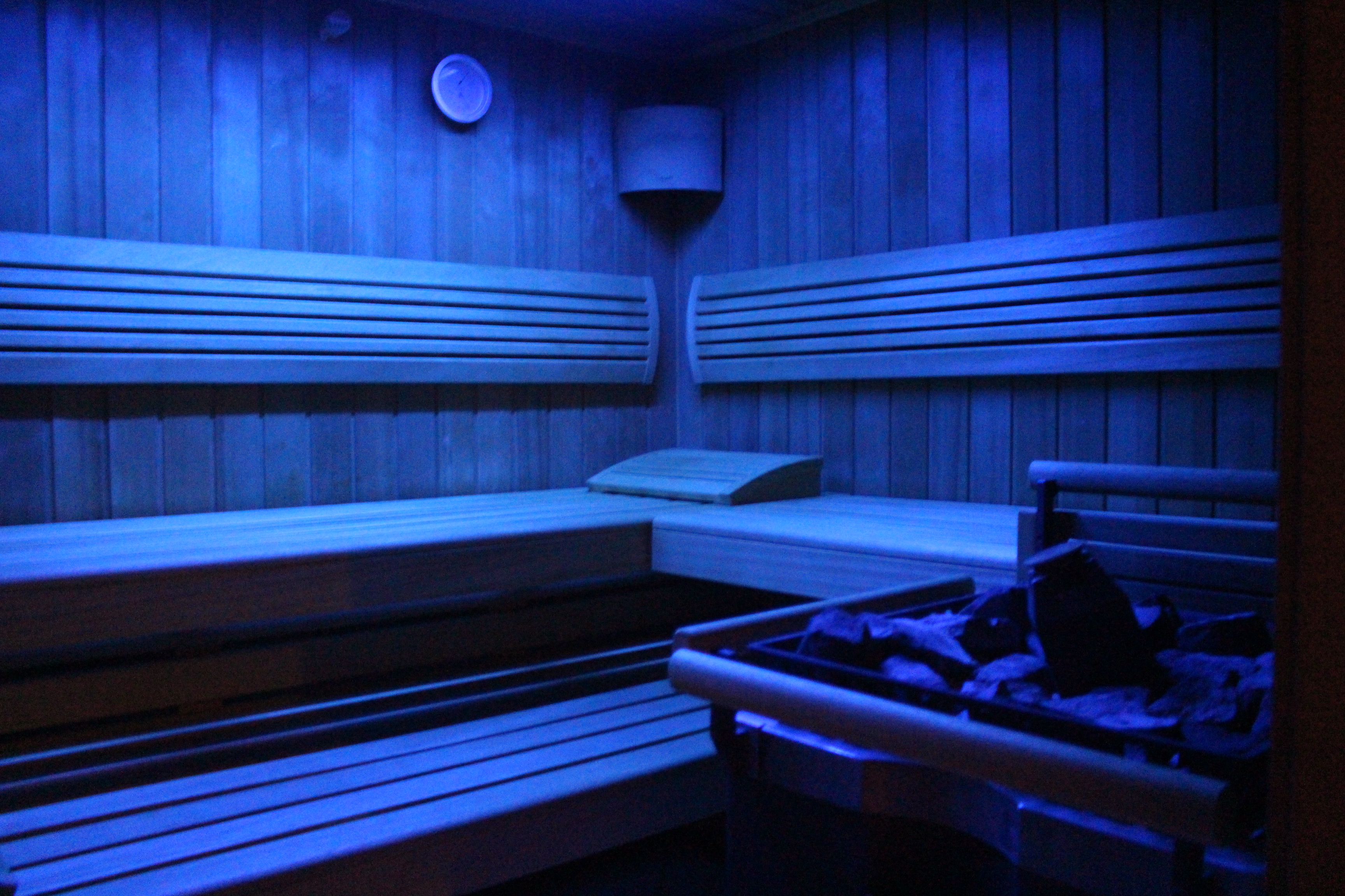 Baan Thain sauna