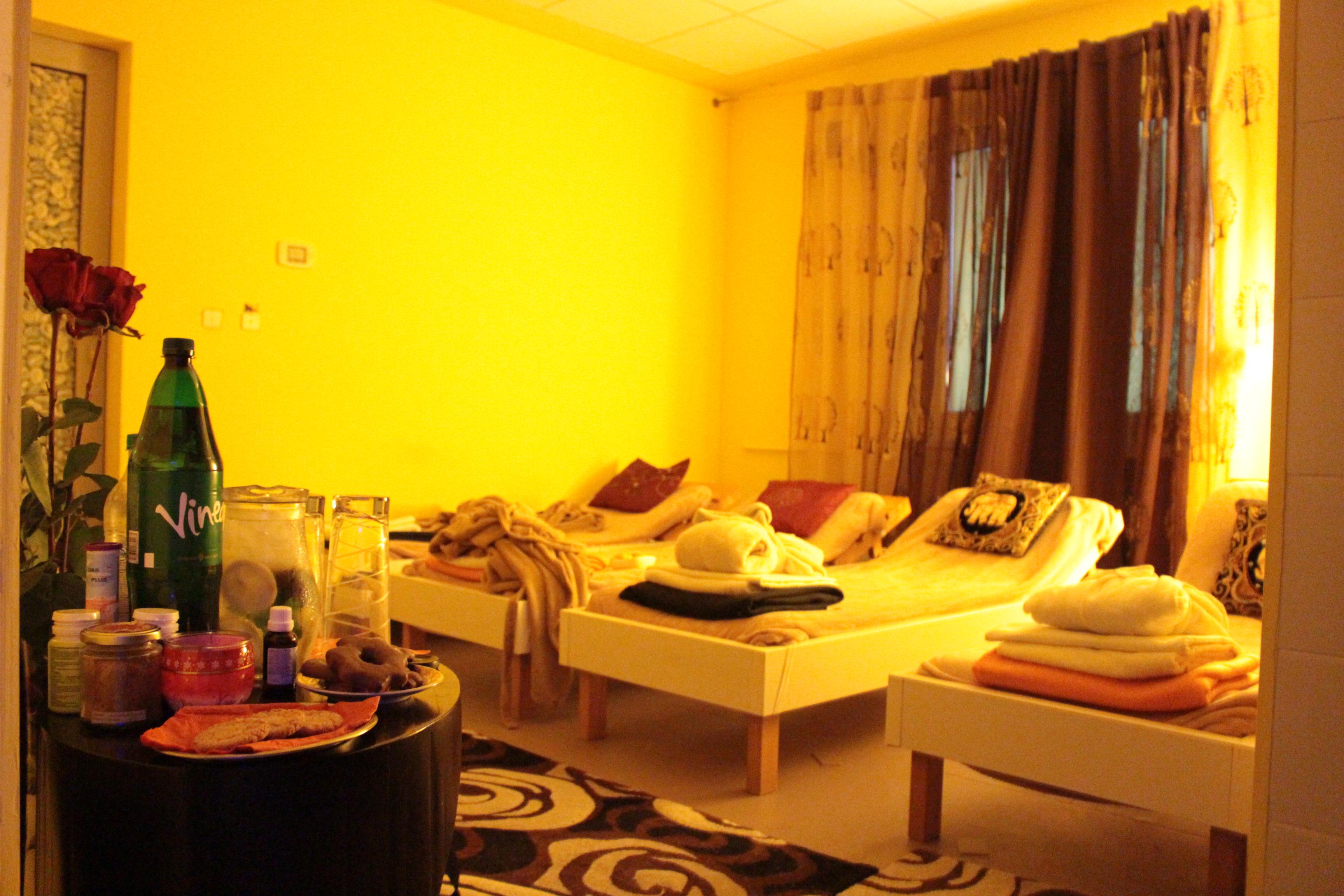 Baan Thai oddychová miestnosť a osvieženie