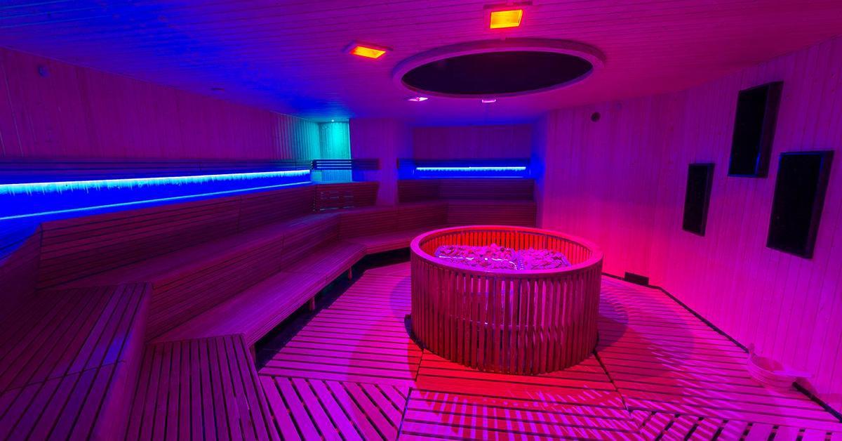 Aquacity Poprad - wellness - ceremoniálna sauna
