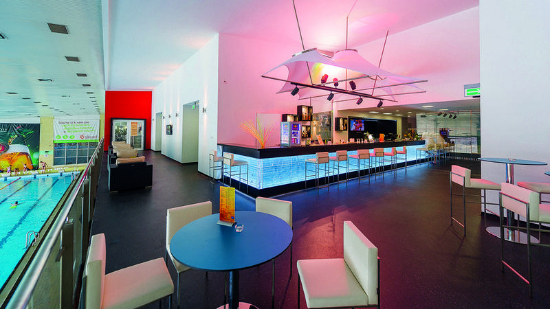 Wellness AquaCity Poprad - bar